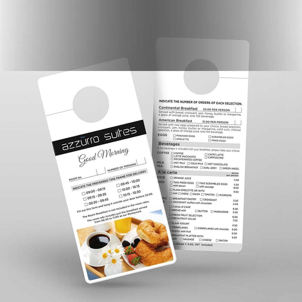 menu breakfast menu